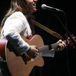 Actuación de Andrés Suárez