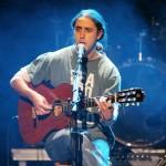 Jesús Garriga en concierto