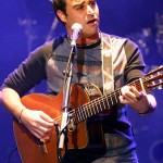 Luis Quintana actuando