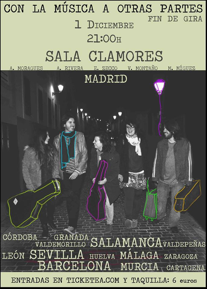 cartel1 cierre gira de Alejandro Rivera