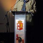 Jacinto, presentador de la Gala.