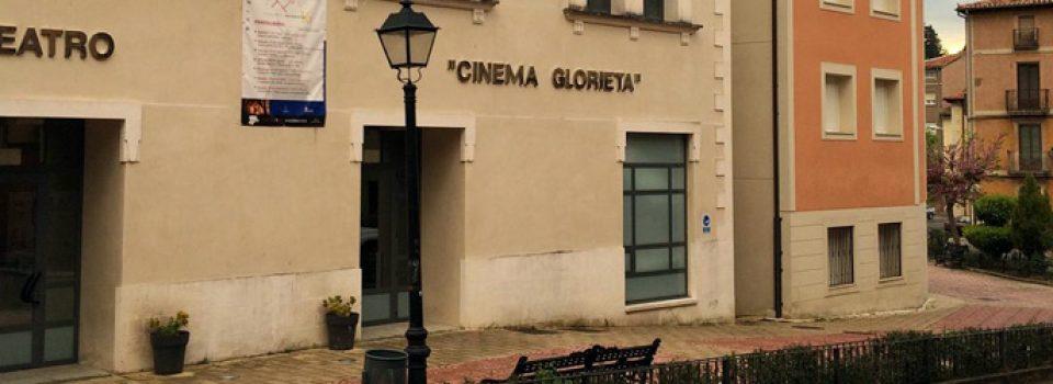 Exterior del Teatro Cinema de Pradoluengo