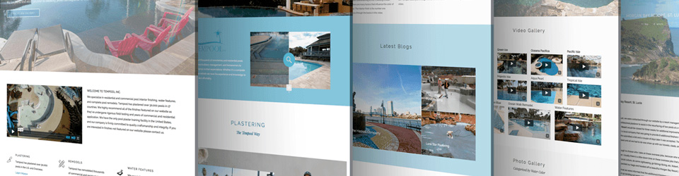 Páginas web alineadas